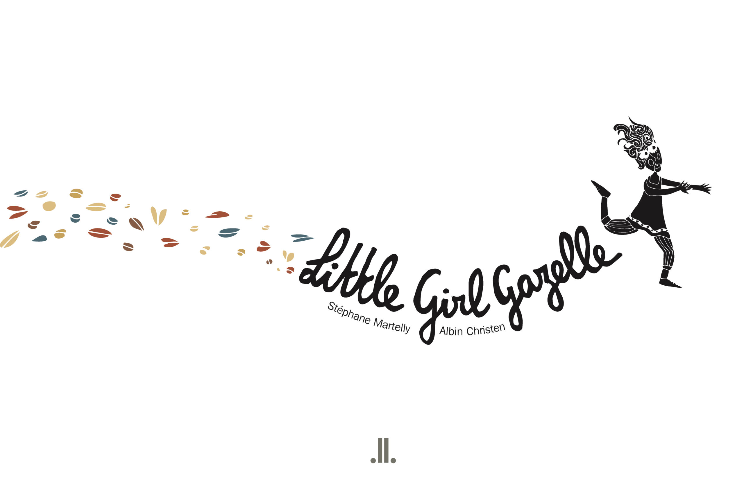Little Girl Gazelle