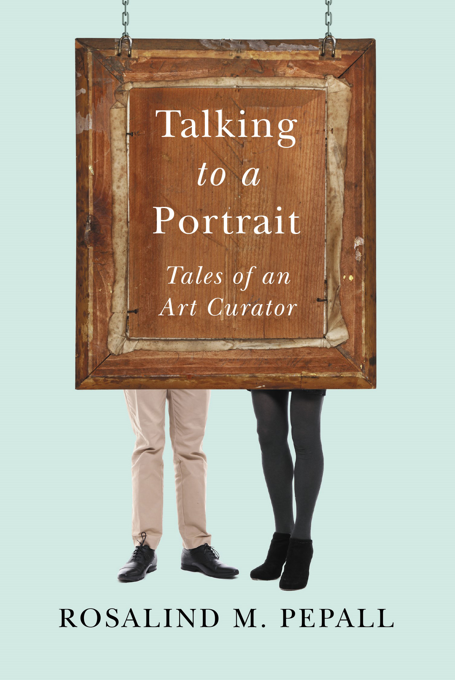 Talking to a Portrait: Tales of an Art Curator
