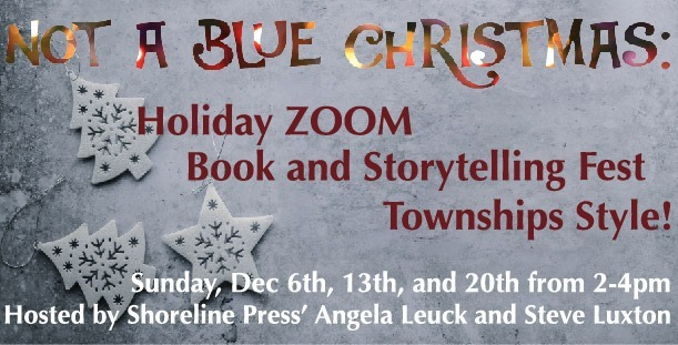 NOT a Blue Christmas: storytelling fest with Shoreline Press