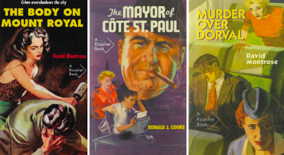Montreal Noir, from Passion to Print