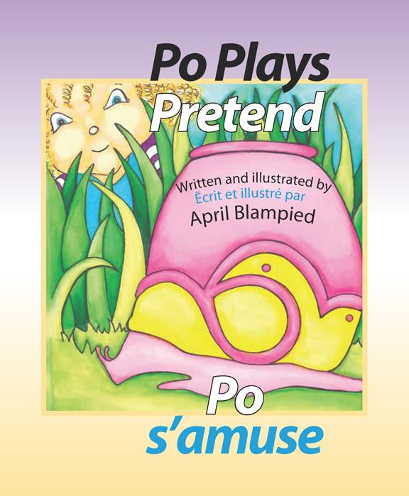 Po Plays Pretend – Po s'amuse