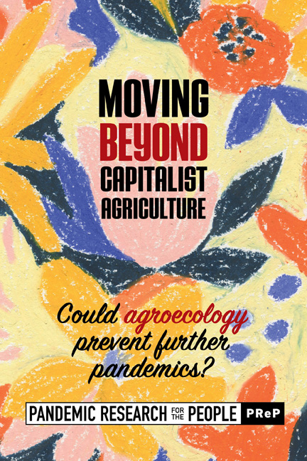 Moving Beyond Capitalist Agriculture: Could Agroecology prevent further pandemics?